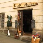 Yarn Store in Karlovy Vary