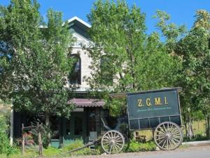 ZCMI Store in Utah