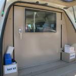 Bulletproof Van