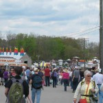 Festival fairgrounds