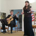 Melanie Singing