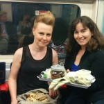 Surprise Picnic on the Tube