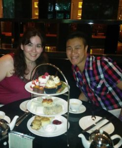 High Tea in Singapore