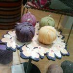 Yarn Candles