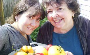 Melanie and Savvy Mom