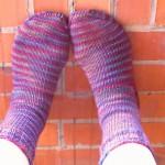 Just Yer Basic Sport Sock (from Socks That Rock, Mediumweight)