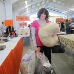 Deborah's haul