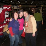 Podcasters running wild: Melanie, Gemma, and Abby