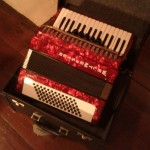 Melanie's New Accordion