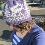 Rutting Reindeer hat