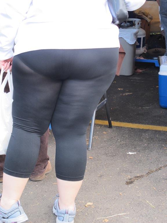 Scavenger Hunt: Leggings Are Not Pants