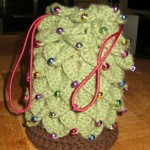 Christmas Tree Purse